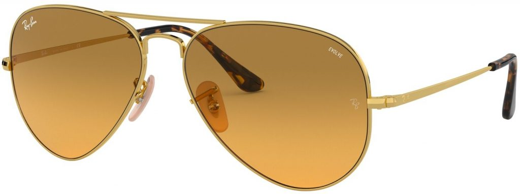 Ray-Ban RB3689-9150AC-55