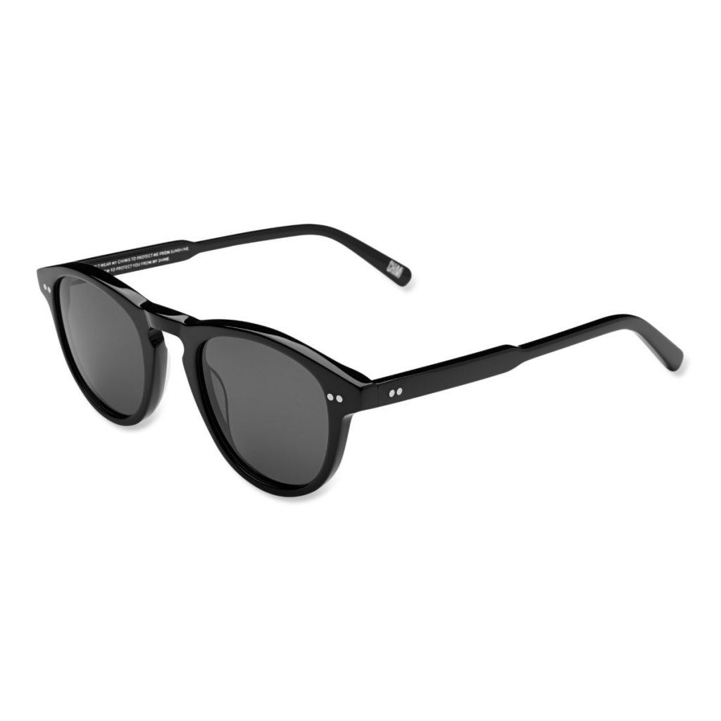 Chimi Eyewear #002 Berry Black