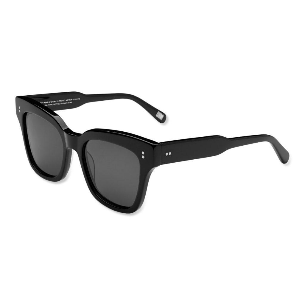 Chimi Eyewear #005 Berry Black