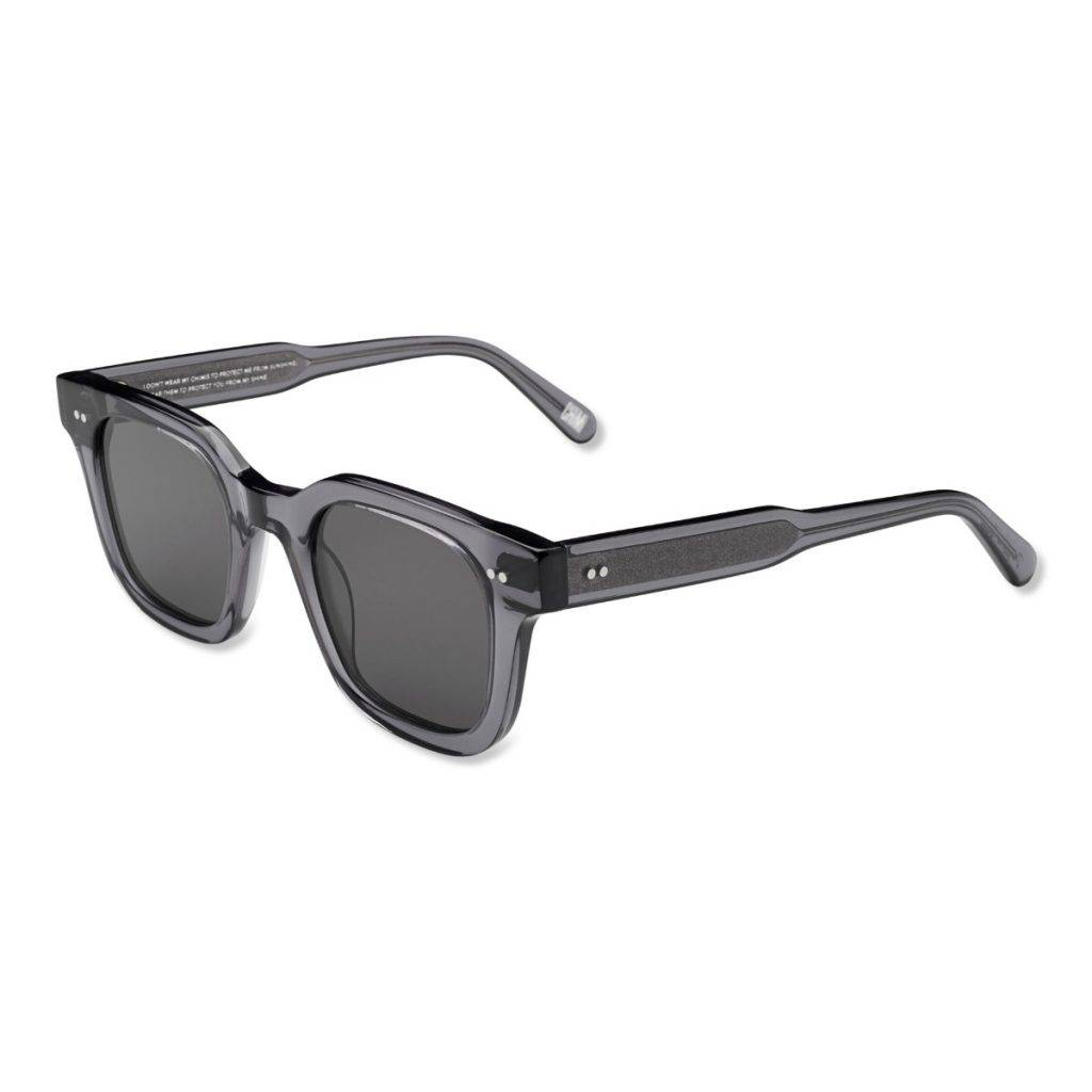 Chimi Eyewear #004 Ginger Black