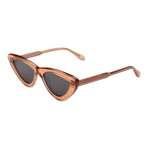 Chimi Eyewear #006 Peach Black