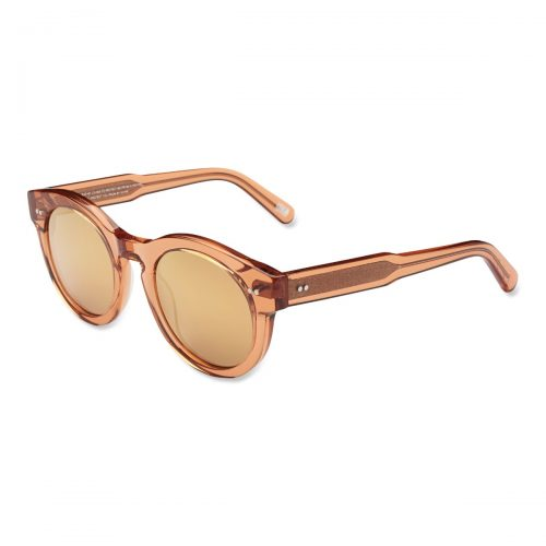 Chimi Eyewear #003 Peach Mirror