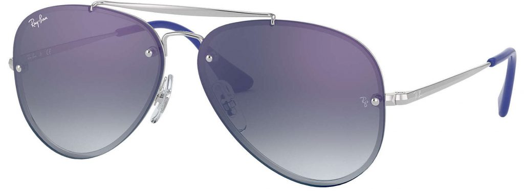 Ray-Ban Junior Blaze Aviator RJ9548SN-212/X0-54