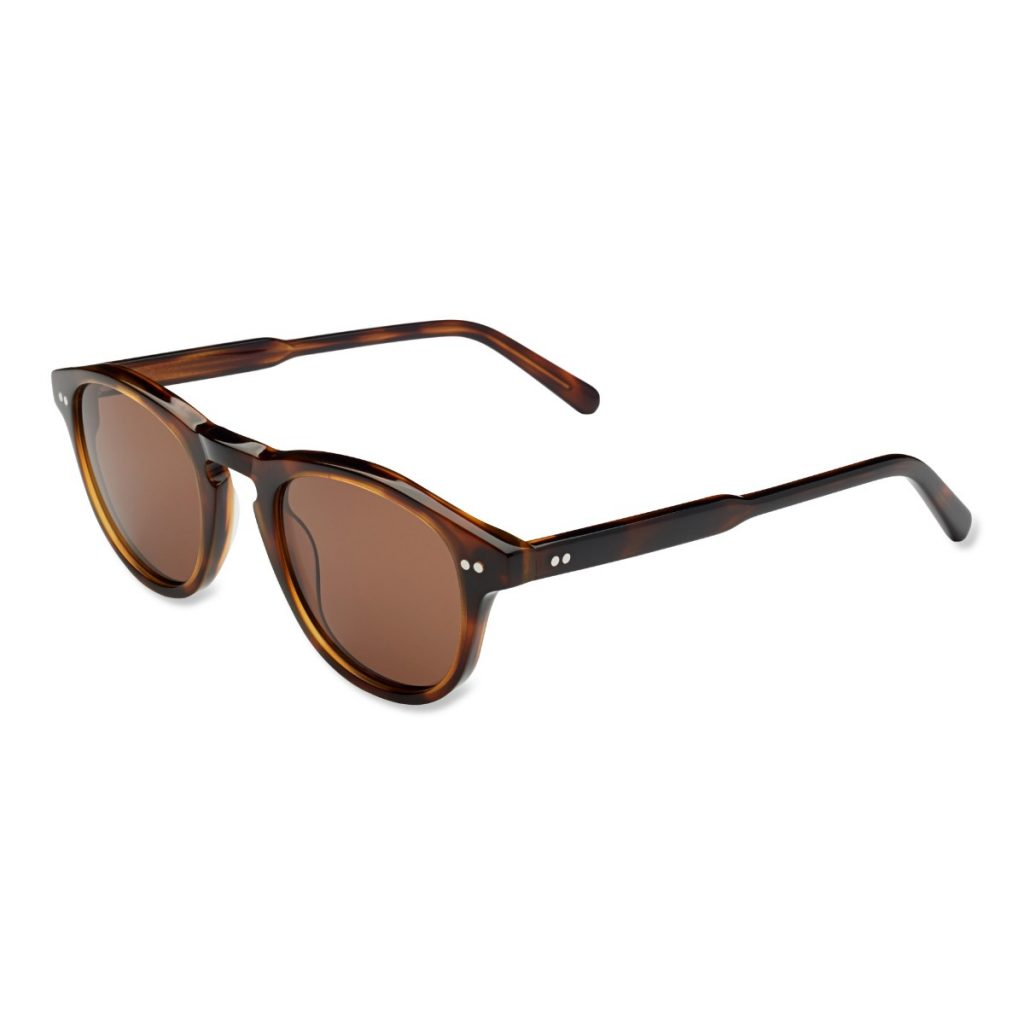 Chimi Eyewear #002 Tortoise Brown