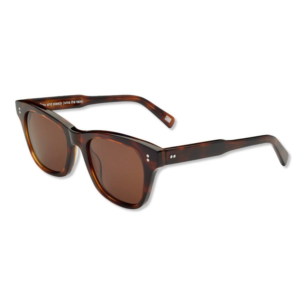 Chimi Eyewear #007 Tortoise Brown