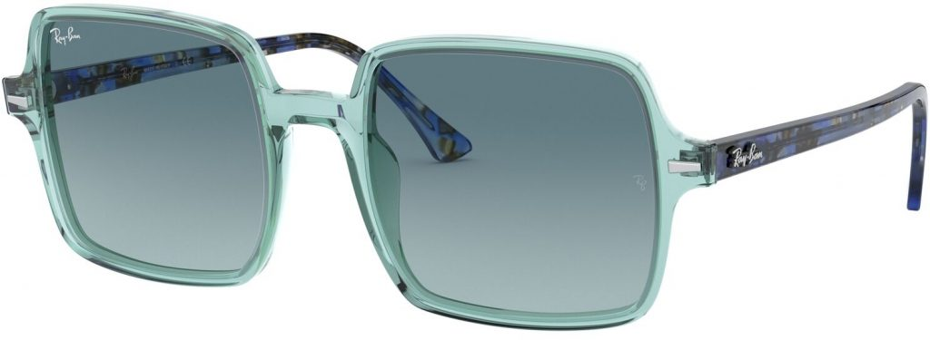 Ray-Ban Square II RB1973-12853M-53