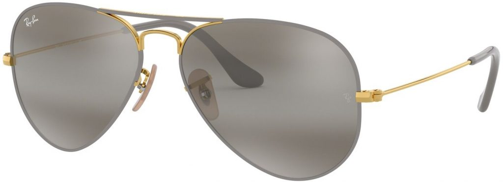 Ray-Ban Aviator Large Metal RB3025-9154AH-55