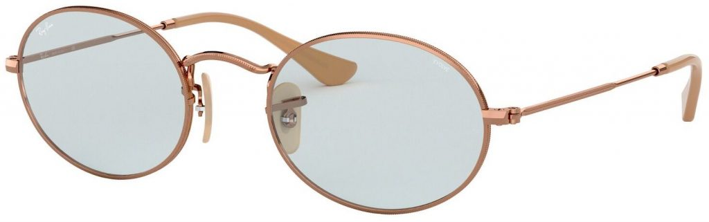 Ray-Ban Oval RB3547N-91310Y-54