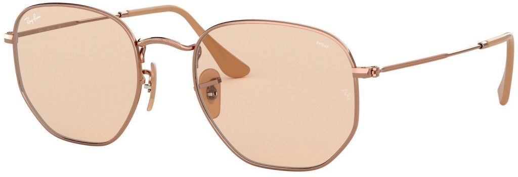 Ray-Ban Hexagonal RB3548N-9131S0-51