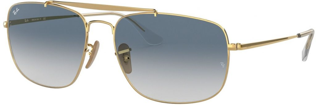 Ray-Ban The Colonel RB3560-001/3F-58