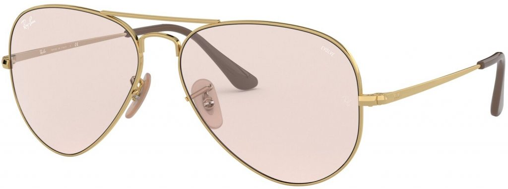 Ray-Ban RB3689-001/T5-55