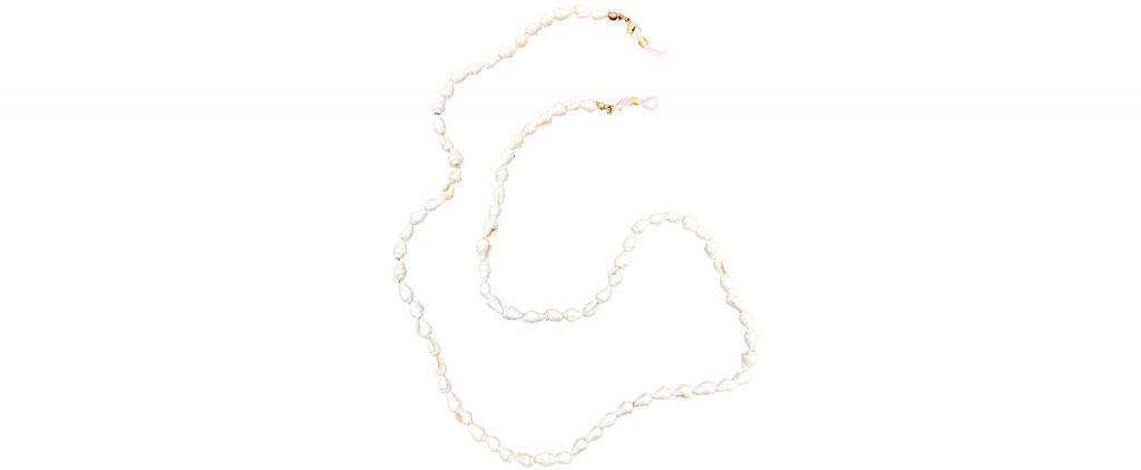 Boho Beach Sunny Necklace - Little Shells