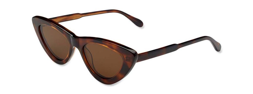 Chimi Eyewear #006 Tortoise Brown
