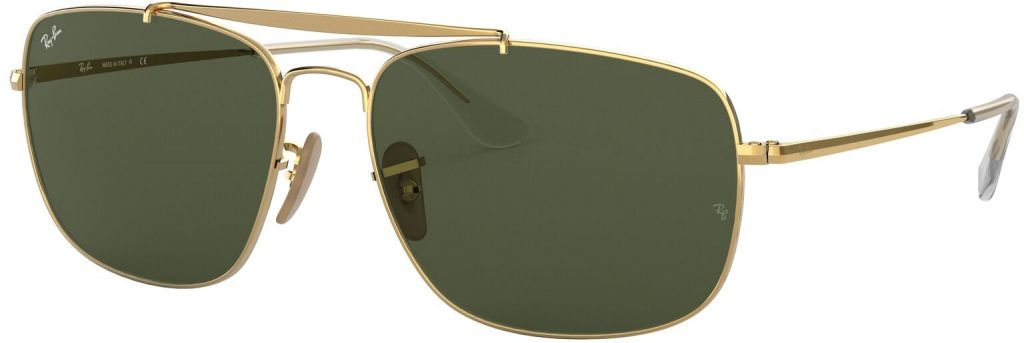 Ray-Ban The Colonel RB3560-001-58