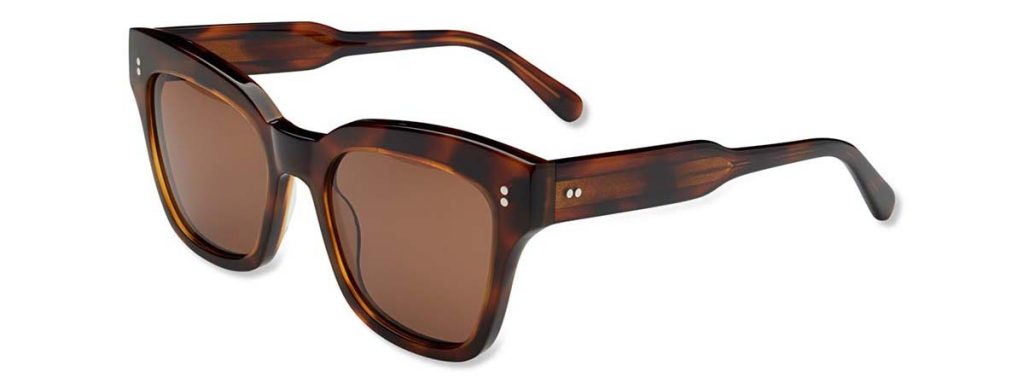 Chimi Eyewear #005 Tortoise Brown