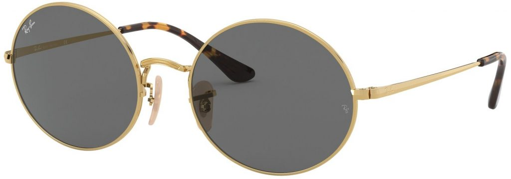 Ray-Ban Oval RB1970-9150B1-54