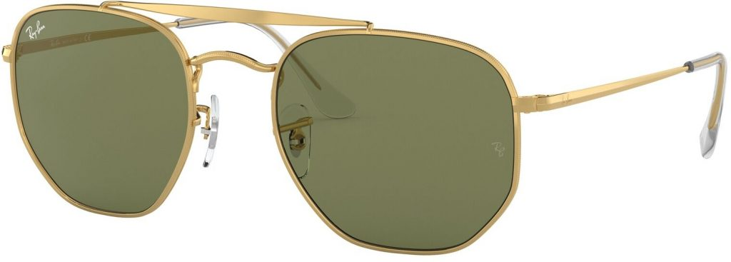 Ray-Ban The Marshal RB3648-001/4E-54