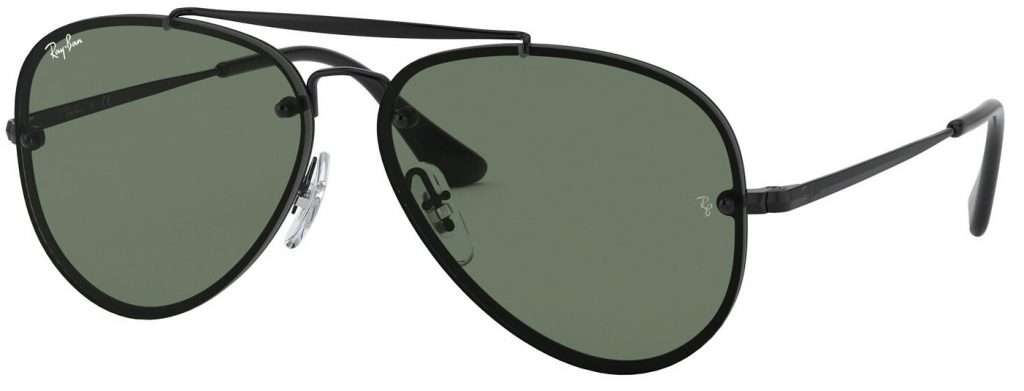 Ray-Ban Junior Blaze Aviator RJ9548SN-220/71-54