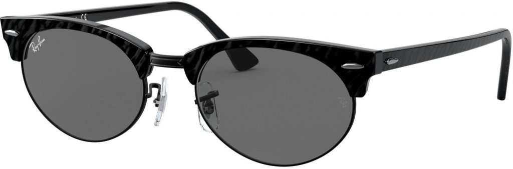 Ray-Ban Clubmaster Oval RB3946-1305B1-52