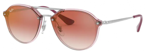 Ray-Ban Junior Double Bridge RJ9067SN-7052V0-53